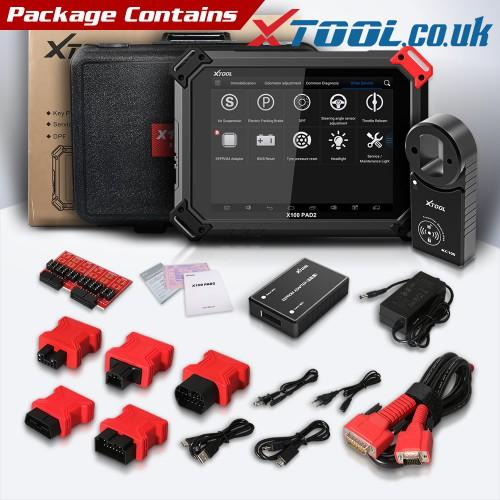 XTOOL X100 PAD3 OBD2 Key Programmer User Feedbacks