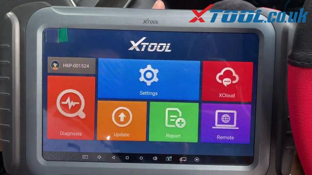 How To Add Mahindra Xtool H6 Pro 01