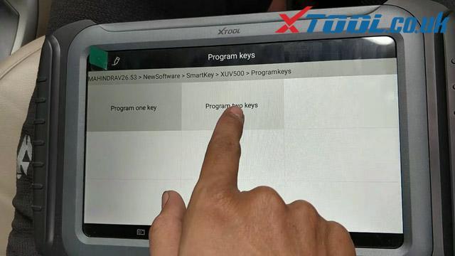 How To Add Mahindra Xtool H6 Pro 7