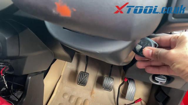 How To Program Suzuki Spresso 2020 Key Xpad Elite 21