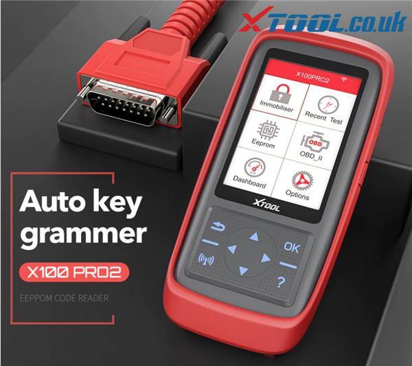 X100 Pro2 European Mileage Correction Car List 1