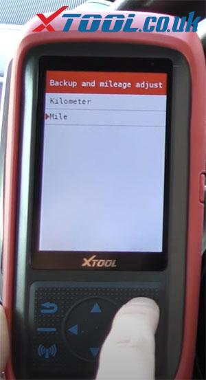 X100 Pro2 European Mileage Correction Car List 4