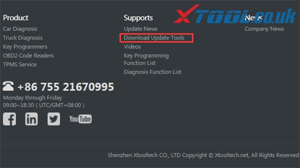 Xtool Vag401 Update Guide 2