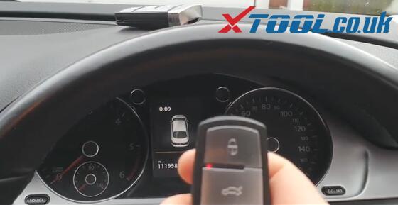 Xtool X100 Pad2 Pro Vw Car List 3