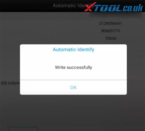 Xtool X100 Pad3 Benz Immo Car List 13