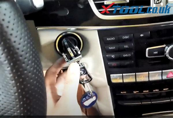 Xtool X100 Pad3 Benz Immo Car List 5