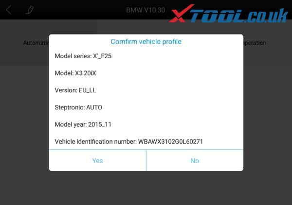 xtool-x100-pad3-read-clear-codes-service-light-reset-car-list-2