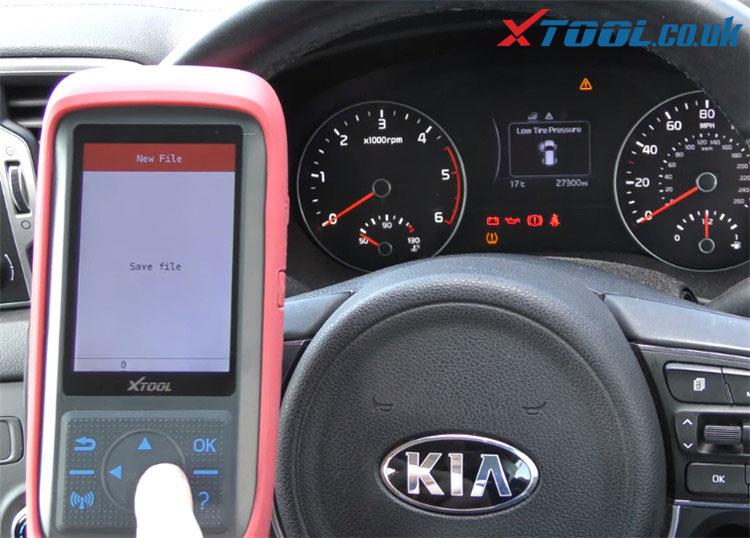 X100 Pro2 Kia Mileage Correction Car List 8