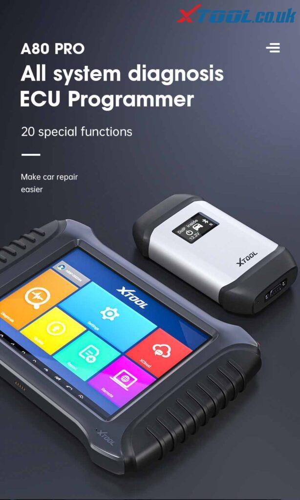 Xtool A80 Pro User Manual 1