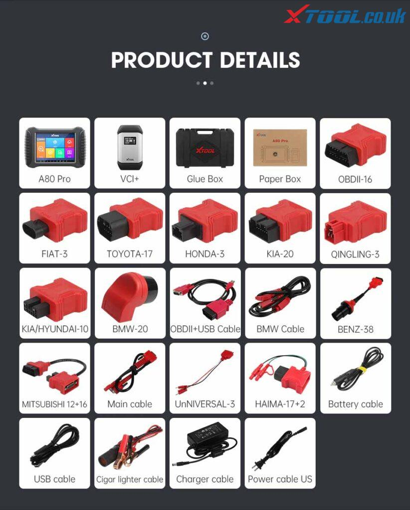 Xtool A80 Pro User Manual 6