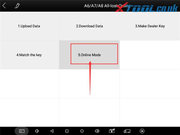 Xtool Mqb Token For Mqb A6 Q7 A8 Guide de l'utilisateur 2