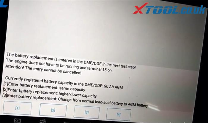 Xtool Ps90 Bmw Battery Reset 5
