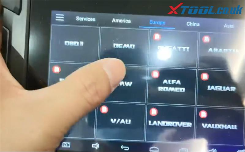 Xtool Scanner Record Data Guide 2