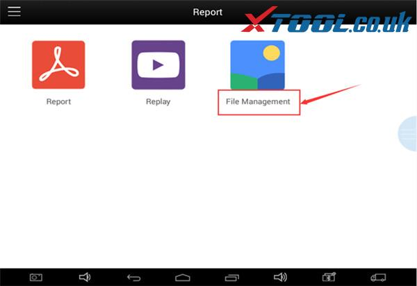 Xtool Scanner Storage Space Is Running Out Solution 3