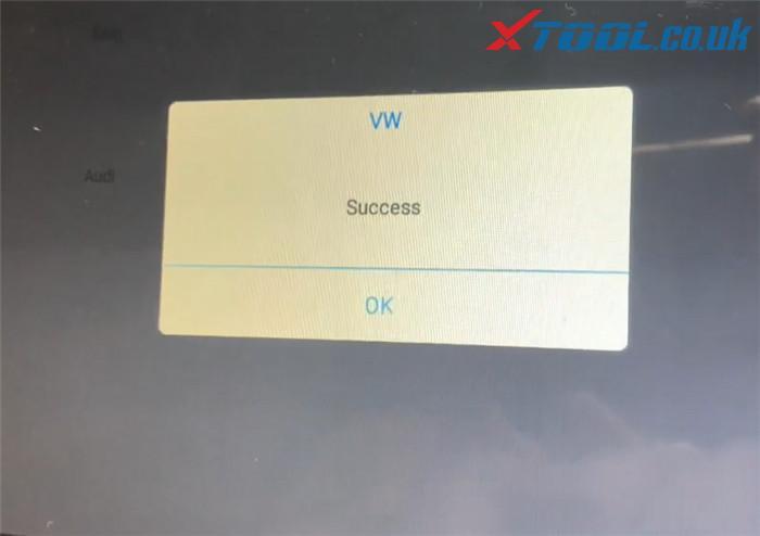Xtool X100 Pad3 Program Vw Polo Akl 8