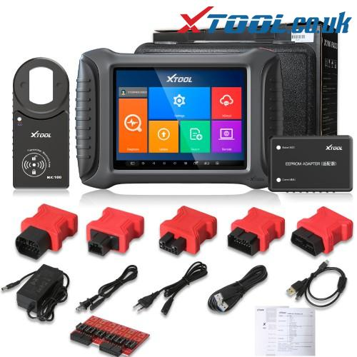 Xtool X100 Pad3 Package