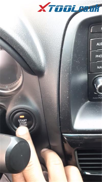 X100 Pro2 Mazda Cx5 2014 Add Key 7