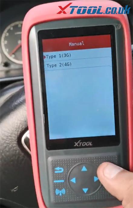 X100 Pro2 Program Honda Crv 2004 Akl 5