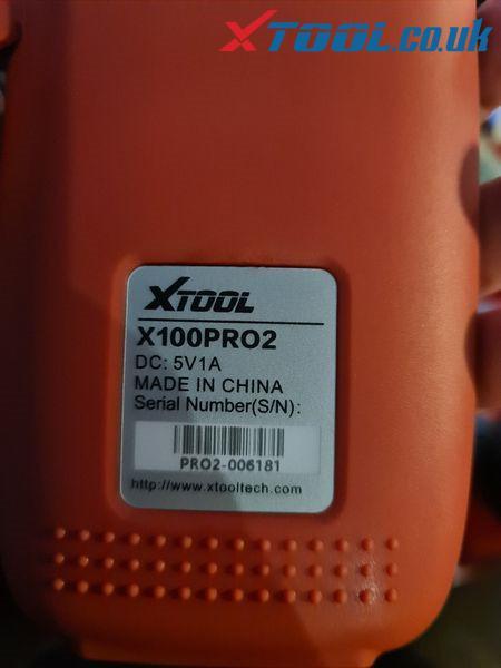 Xtool X100 Pro2 Upgrade Reflash Files 1