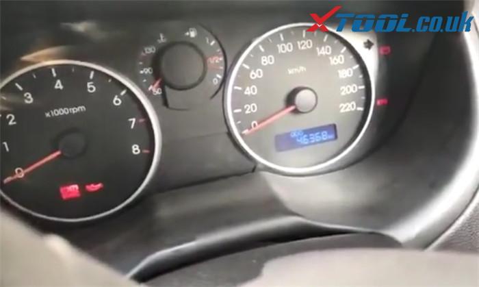 Xtool A80 Pro Change Mileage Hyundai I20 2010 5