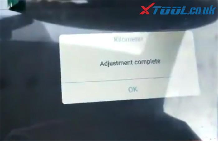 Xtool A80 Pro Change Mileage Hyundai I20 2010 6