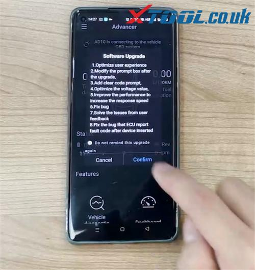 Xtool Ad10 App Download Diagnosis Guide 6