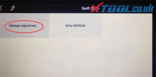 Xtool X100 Pad3 Swift Dometer Correction 5