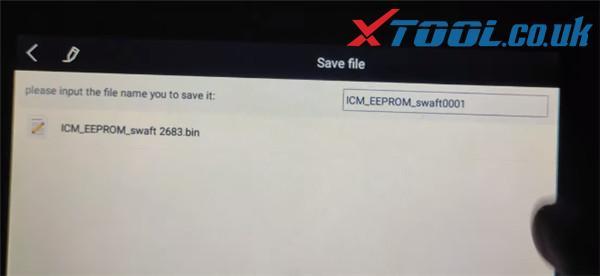 Xtool X100 Pad3 Swift Dometer Correction 6