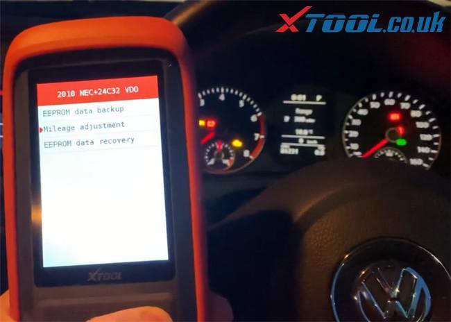 Xtool X100 Pro2 2010 Nec+ 24c32 Vdo Odometer 2