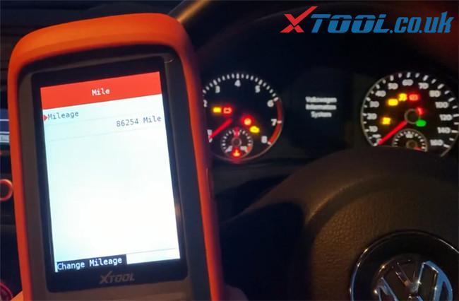 Xtool X100 Pro2 2010 Nec+ 24c32 Vdo Odometer 4