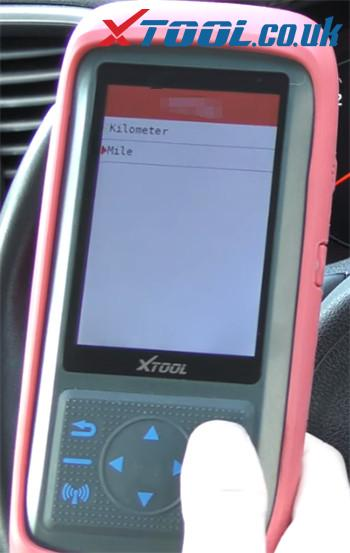 Xtool X100 Pro2 Hyundai Odometer Car List 6