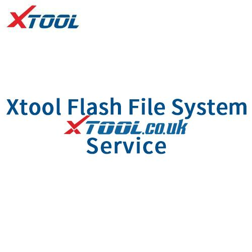 Xtool Flash File System Service