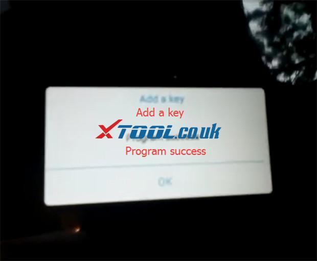 X100 Pad2 Pro Program 2016 Ford Focus 9