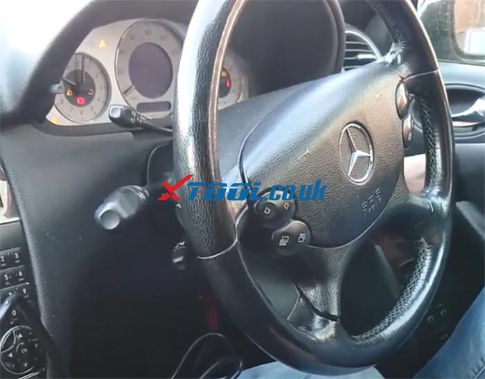X100 Pad3 Kc501 Program Benz Clk 2006 12