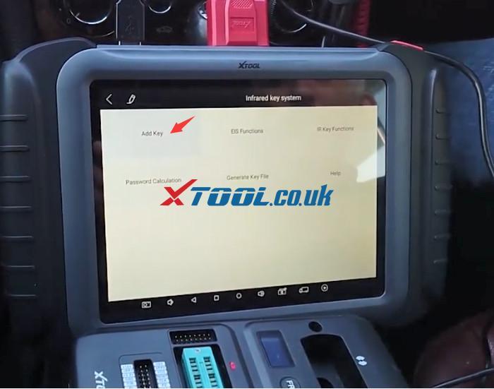 X100 Pad3 Kc501 Program Benz Clk 2006 2