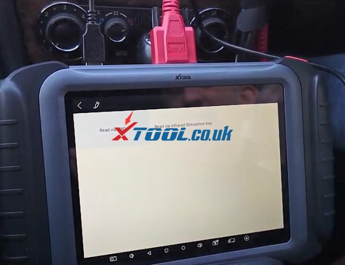 X100 Pad3 Kc501 Program Benz Clk 2006 3