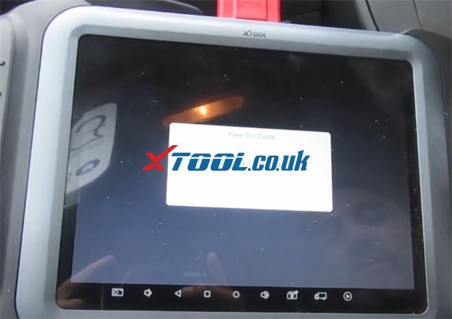 X100 Pad3 Program 2009 Renault Clio 6