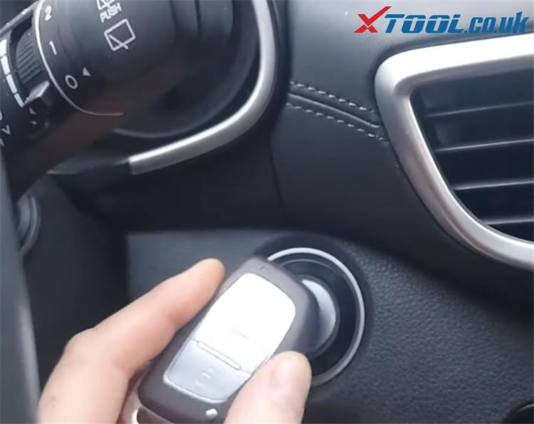 Xtool A80 H6 Program Hyundai Tucson 2019 7