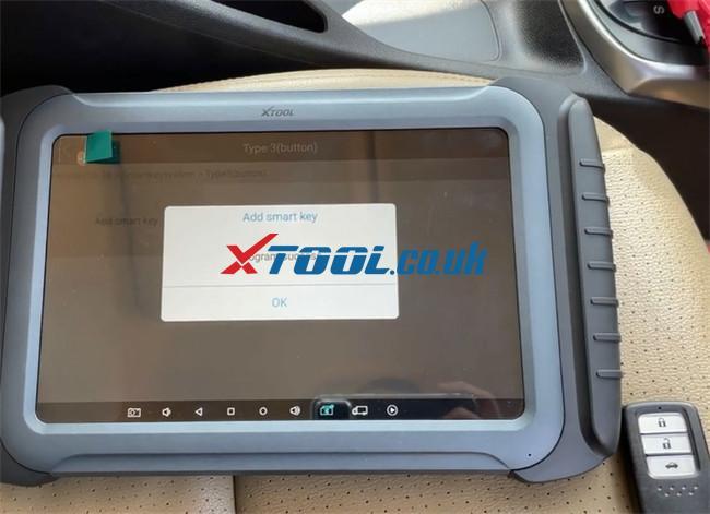 Xtool A80 Pro Program Honda City 10
