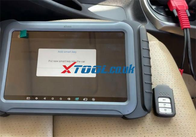 Xtool A80 Pro Program Honda City 7