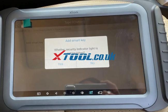Xtool A80 Pro Program Honda City 8