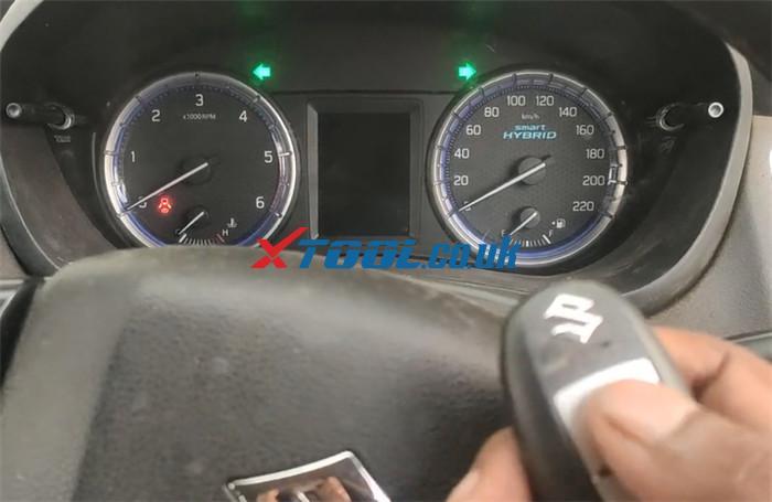 Xtool A80 Pro Program Suzuki Maruti 12