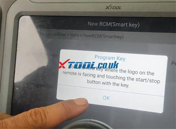 Xtool A80 Pro Program Suzuki Maruti 9