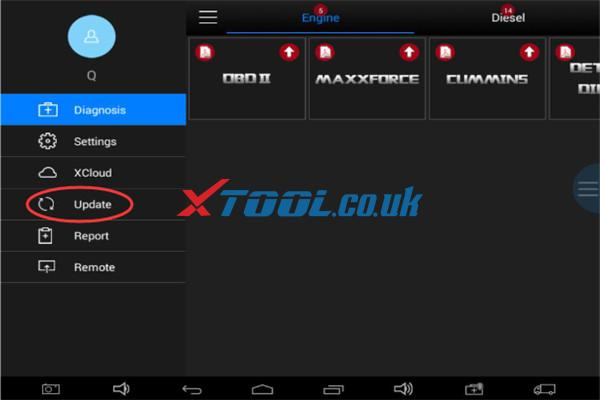 Xtool Ps90 White Screen After Initialization Solution 4