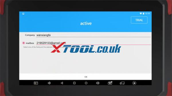 Xtool X100 Pad Activate Update Guide 5