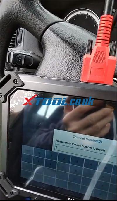 Xtool X100 Pad2 Vw Immo 3 Akl 8