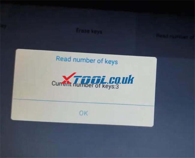 Xtool X100 Pad3 Program Ford Ecosport 2014 9