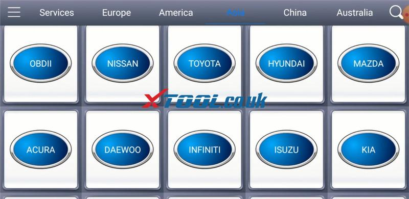 Xtool A30 Test 2007 Nissan Micra C+c 2