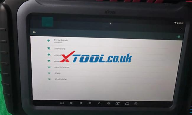 Xtool A80 Pro Activate Update 4