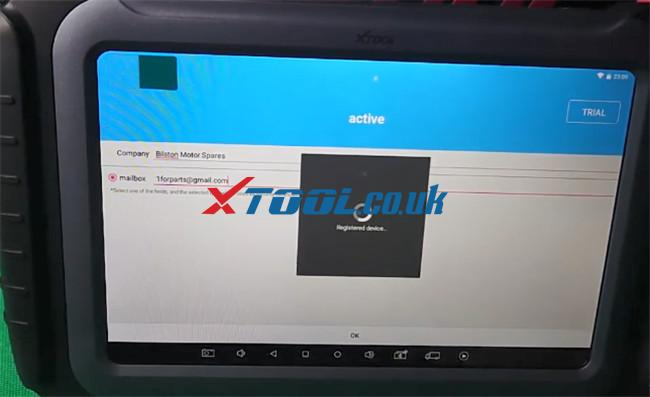 Xtool A80 Pro Activate Update 5